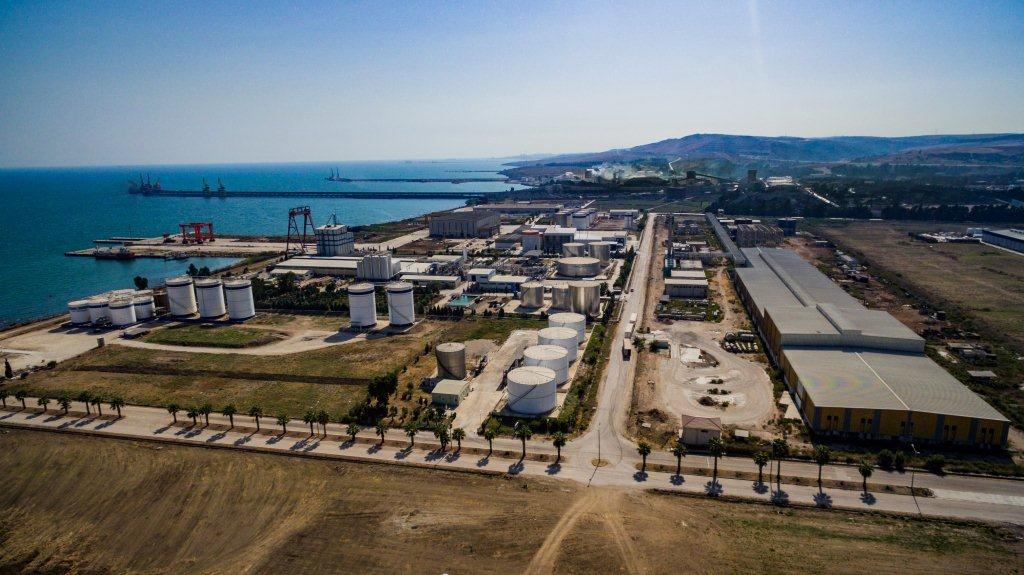 Likit Kimya Adana Terminali